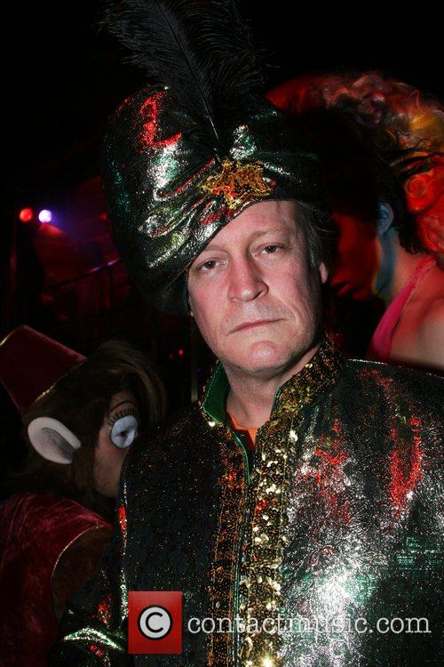 Marc Jacobs 2007 Arabian Nights themed holiday party...