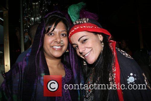 Rachna Shah and Renee Barletta Marc Jacobs 2007...