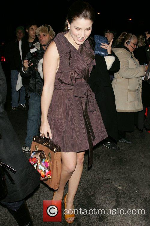 Sophia Bush and Marc Jacobs 1