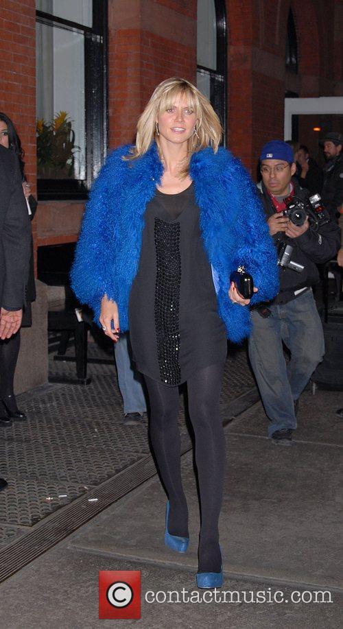 Heidi Klum and Marc Jacobs 3