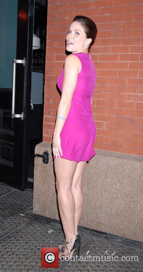 Sophia Bush and Marc Jacobs 1