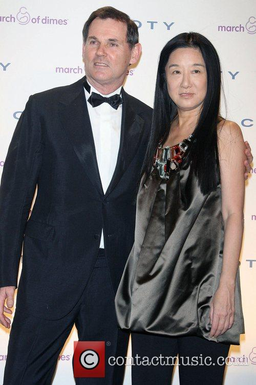 Bernd Beetz and Vera Wang 2