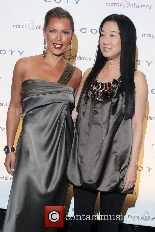 Vanessa Williams and Vera Wang 2