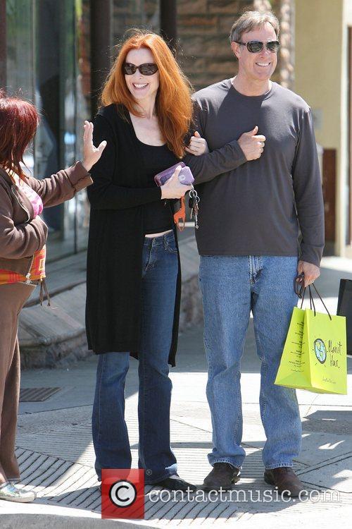 Marcia Cross and Tom Mahoney 16