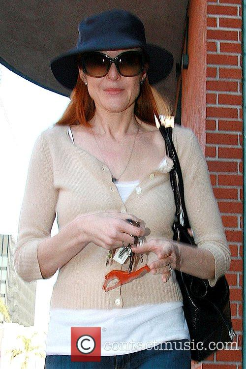 Desperate Housewives and Marcia Cross 9