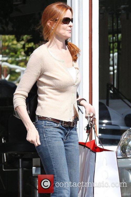 Desperate Housewives and Marcia Cross 2