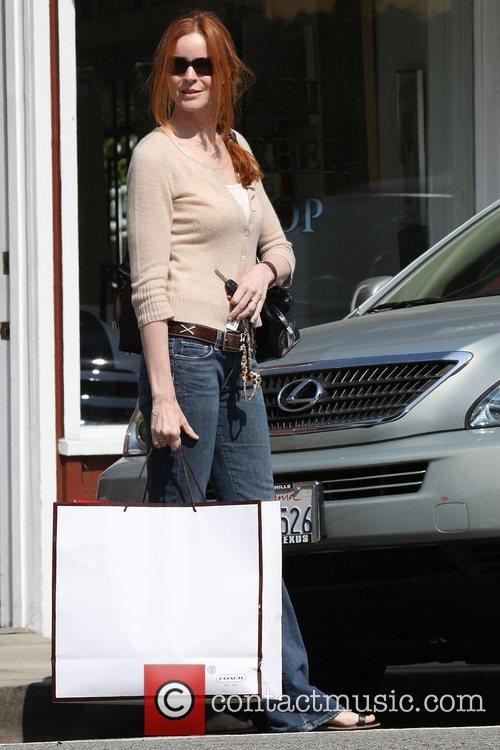 Desperate Housewives and Marcia Cross 10