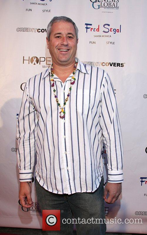 Andy Stein Mardi Gras Benefit at the Playboy...