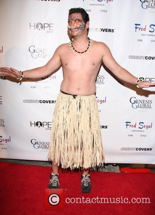 Anthony Severini Mardi Gras Benefit at the Playboy...
