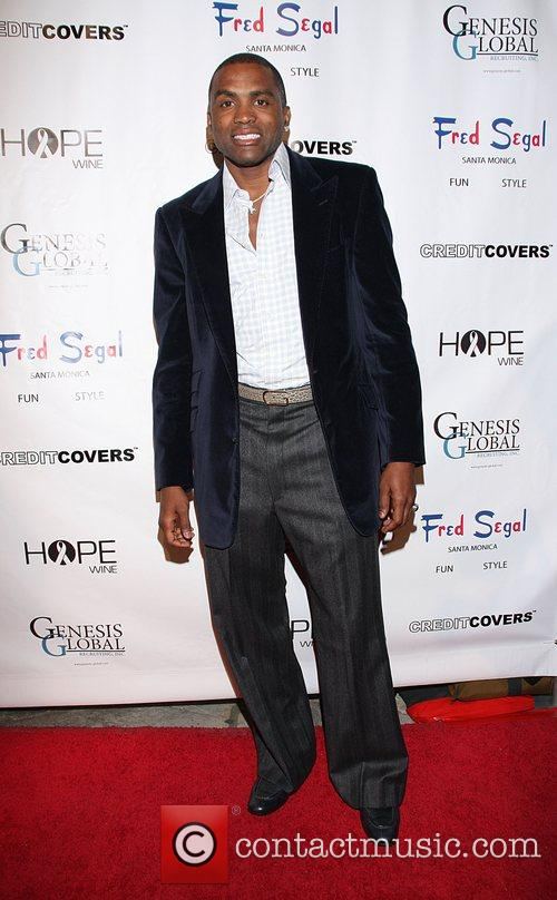Cuttino Mobley Mardi Gras Benefit at the Playboy...