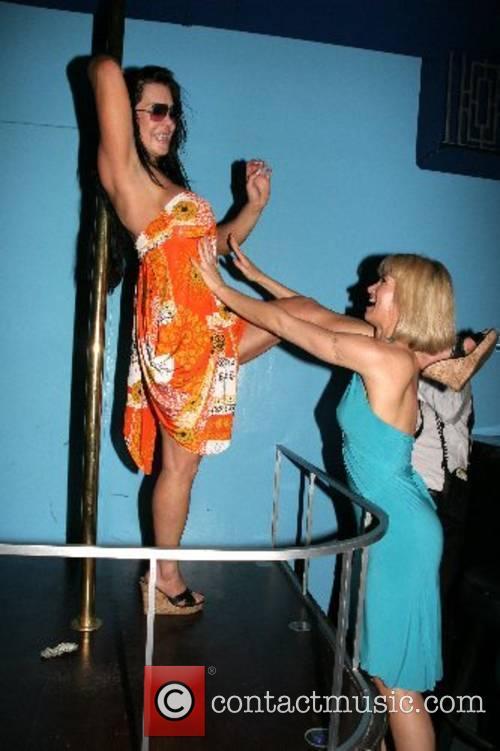Joanie Laurer aka Chyna and Rena Riffel Mary...
