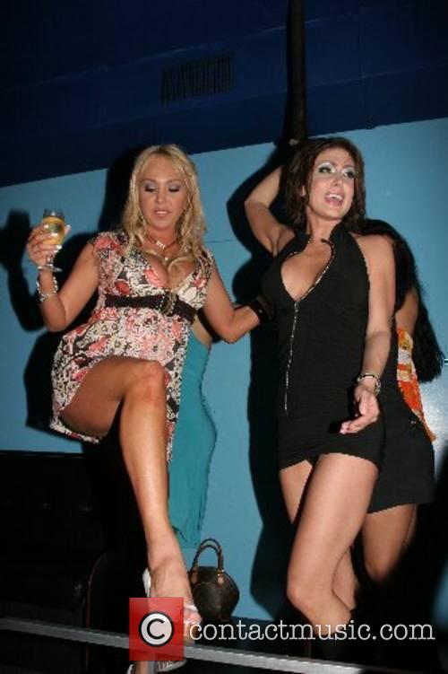 Mary Carey and Jessica Jaymes Mary Carey's Birthday...
