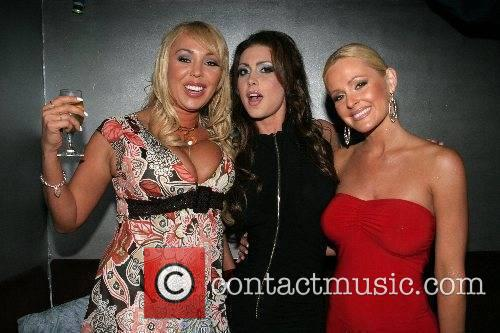 Mary Carey, Jessica Jaymes and Katie Lohmann Mary...
