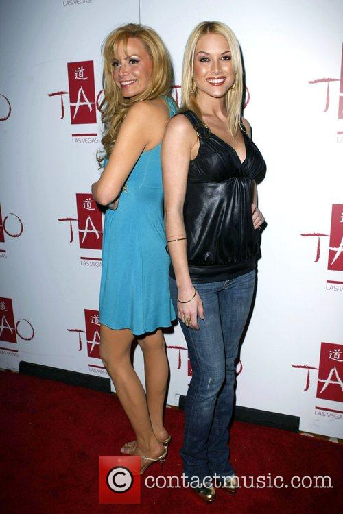 Tara Conner and Cindy Margolis 7