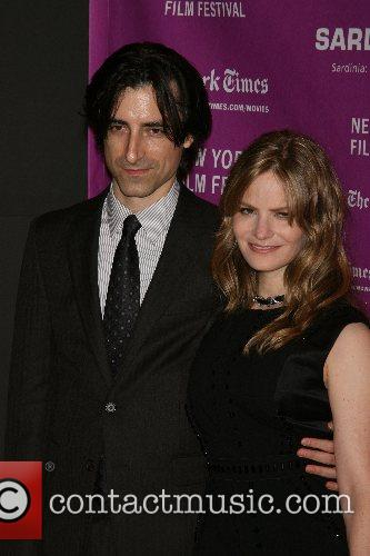 Noah Baumbach and Jennifer Jason Leigh