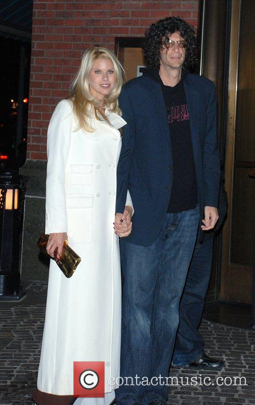Beth Ostrosky and Howard Stern 2