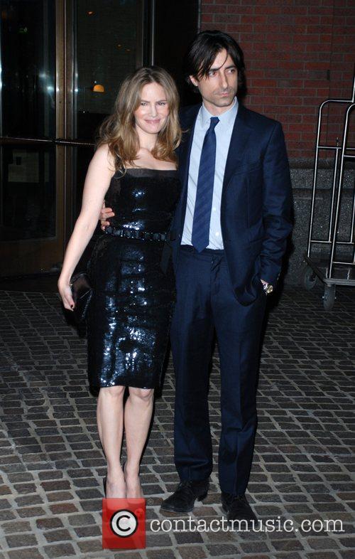 Noah Baumbach and Jennifer Jason Leigh 1