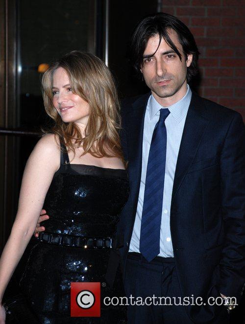 Noah Baumbach and Jennifer Jason Leigh 2