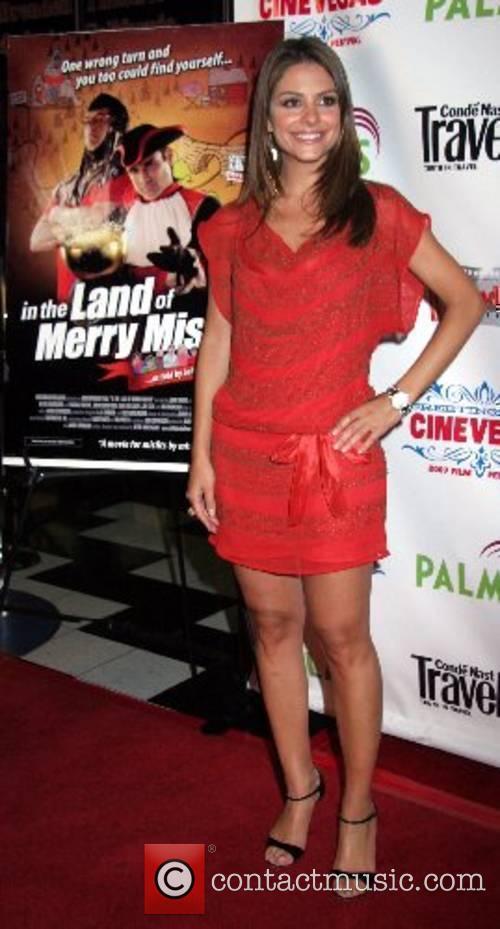 Maria Menounos, Cinevegas Filim Festival, Palms Hotel
