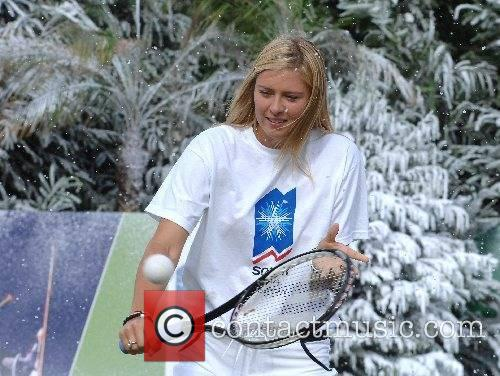 Maria Sharapova Photocall for the 2014 Sochi Winter...