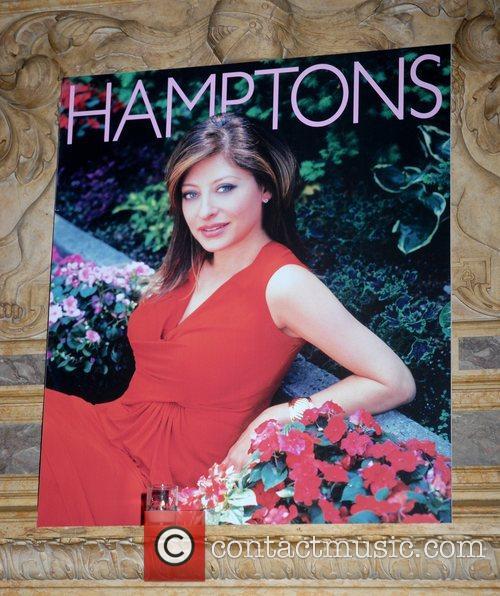 Hamptons Magazine Cover Party for Maria Bartiromo held...
