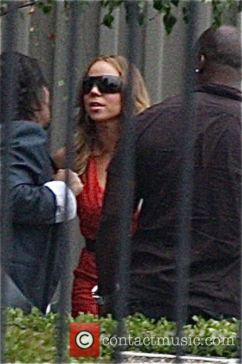 Mariah Carey and Nick Cannon 3