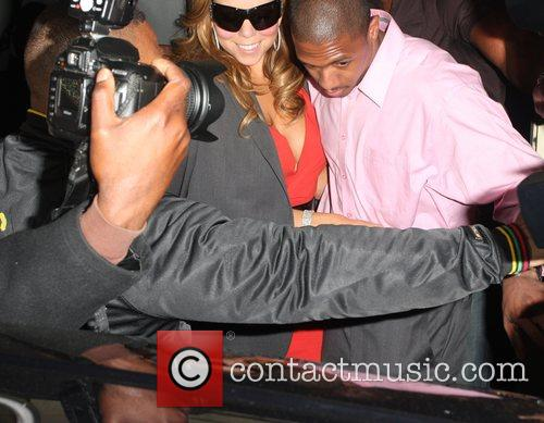 Mariah Carey and Nick Cannon 9