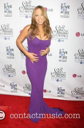 Mariah Carey, The Music and Vh1 3