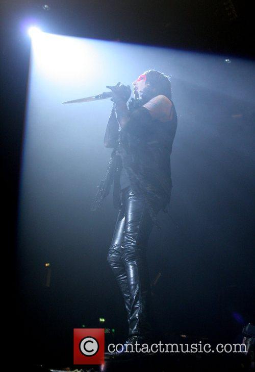 Marilyn Manson, Wembley Arena