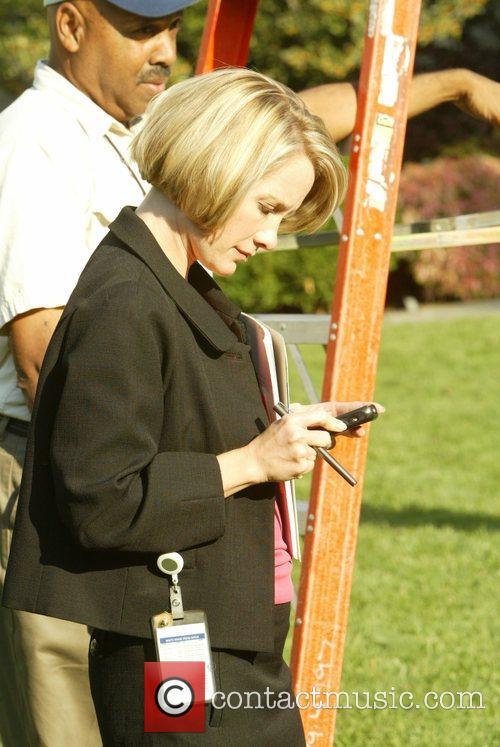 White House Press Secretary Dana Perino on the...