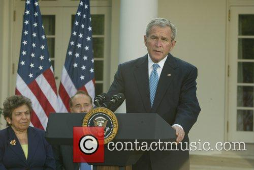 President George W. Bush on the commission on...