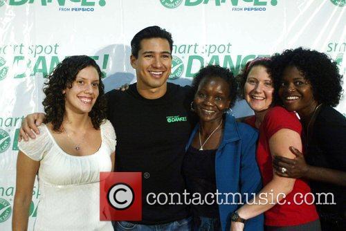 Mario Lopez, LaChanze and participants PepsiCo launches 'Smart...
