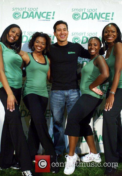 Mario Lopez and participants PepsiCo launches 'Smart Spot...