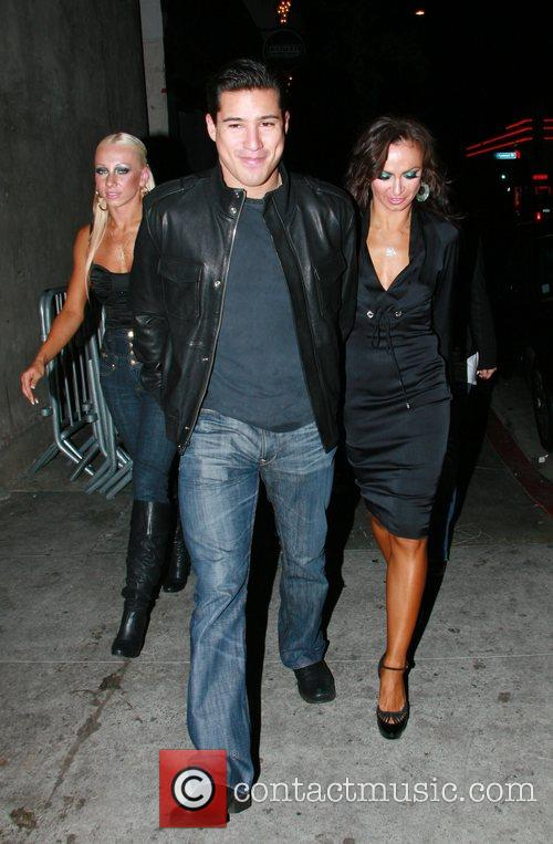 Mario Lopez and Karina Smirnoff 10