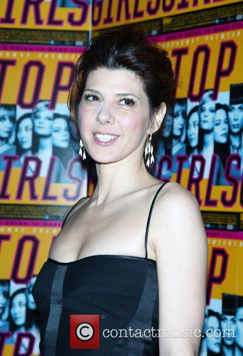 Marisa Tomei opening night afterparty for the Broadway...