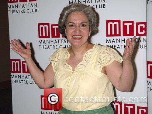 Manhattan Theatre Club Spring Gala held at the...