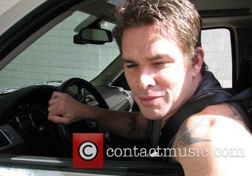 Television presenter Mark McGrath out and about Los...