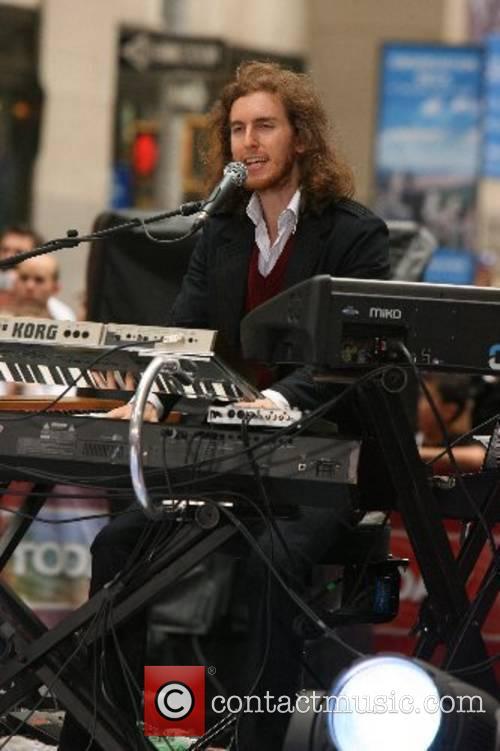 Jesse Carmichael Grammy-winning soul-influenced rock band Maroon 5...