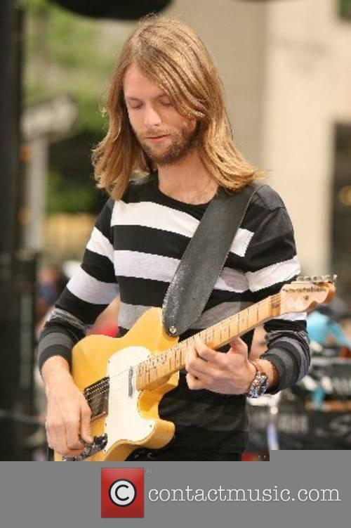 Mickey Madden Grammy-winning soul-influenced rock band Maroon 5...