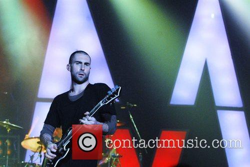 Adam Levine and Maroon 5 18