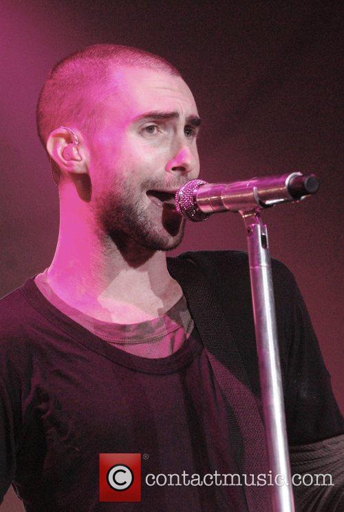 Adam Levine and Maroon 5 17