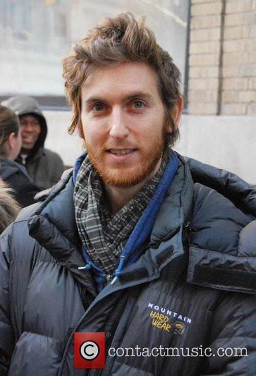 Jesse Carmichael and Maroon 5 1