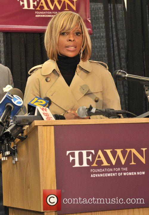 Launches her new organization FFAWN (Foundation For the...