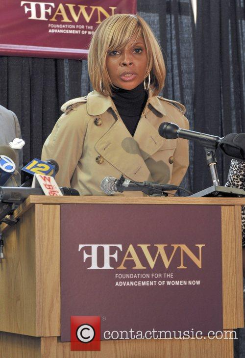 Mary J. Blige launches her new organization FFAWN...