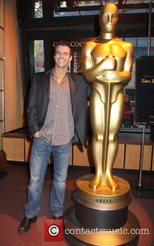 Cameron Mathison Visits The 'meet The Oscars: The 50 Golden Statuettes' Press Preview Day Held At Abc Studios 2