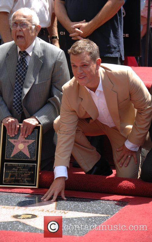 Matt Damon 36