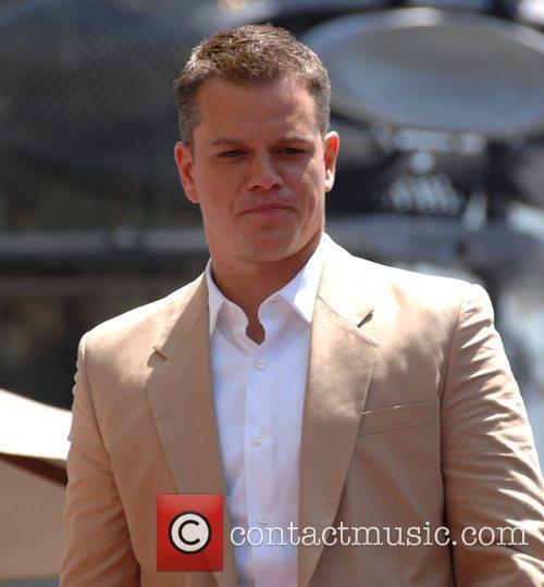 Matt Damon 35