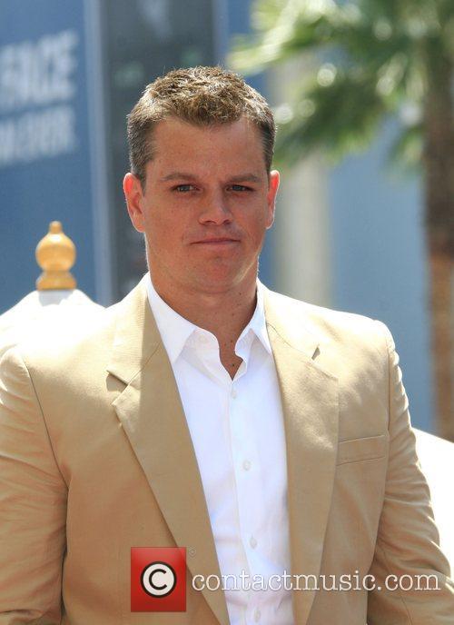 Matt Damon 75