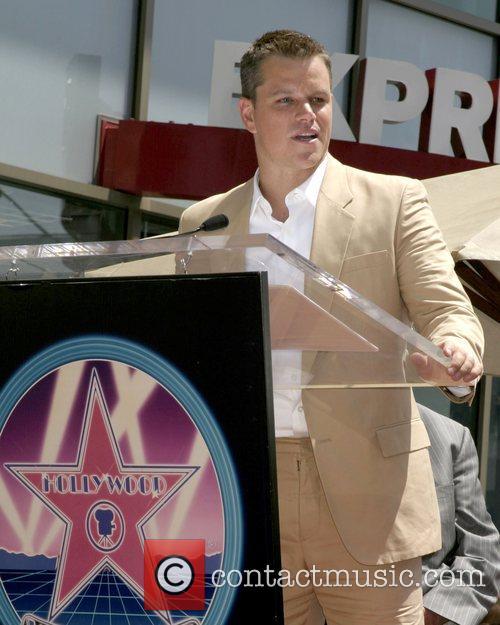 Matt Damon 42