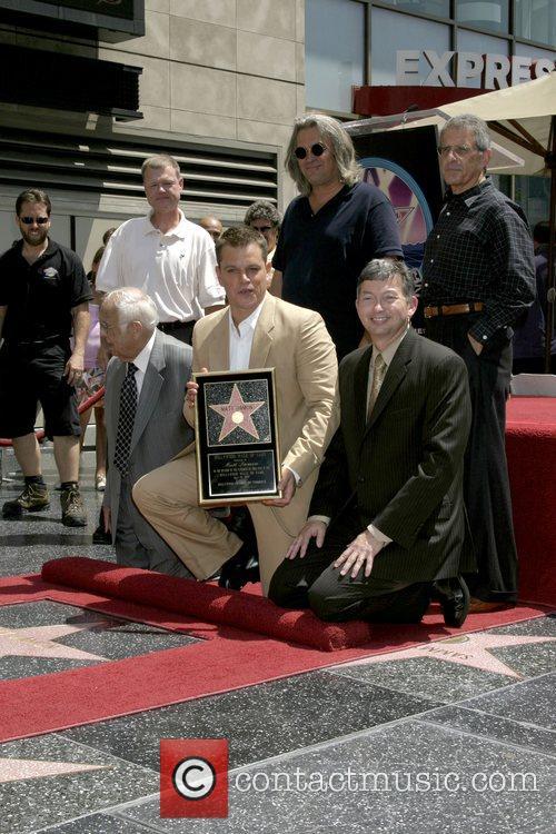 Matt Damon 45